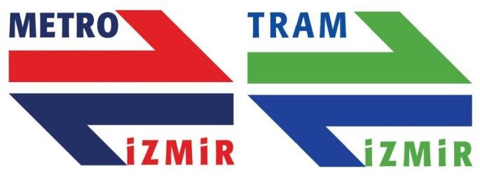 İzmir Metro Logo